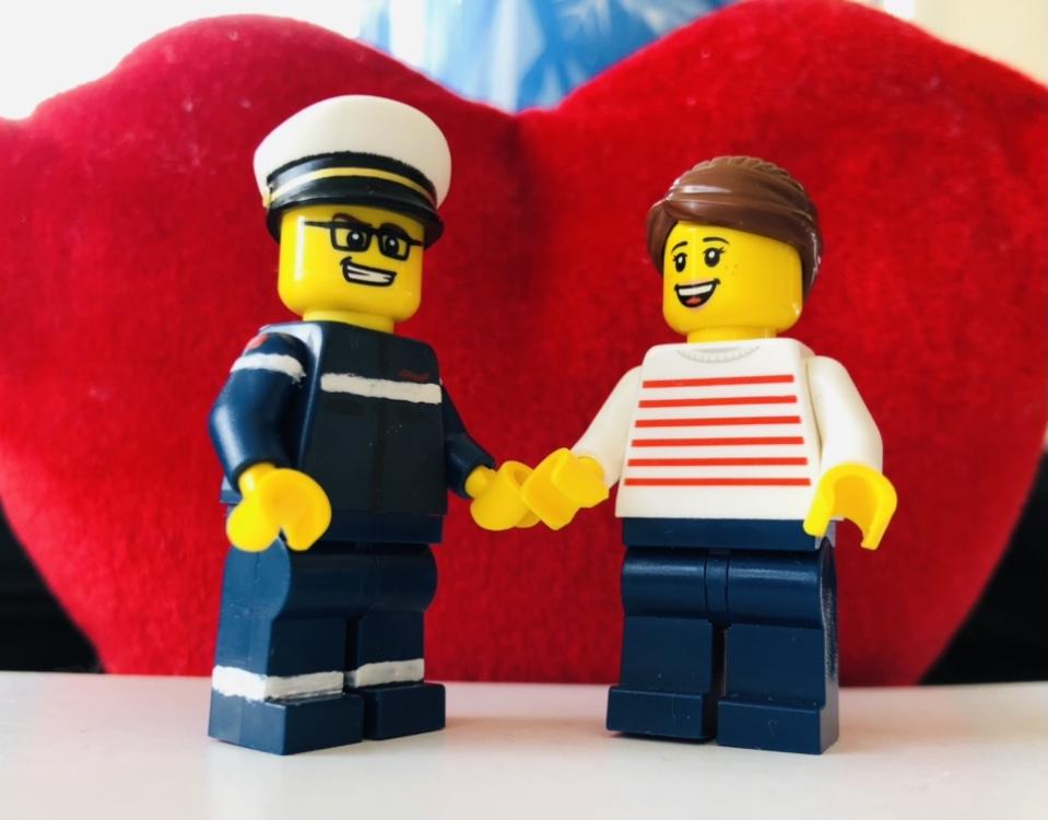 avantages femme de marin